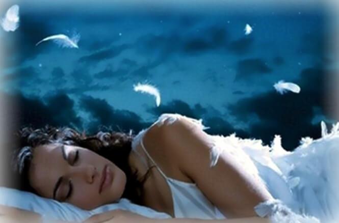 Медитация во время сна - как сделать свой сон медитативным?
