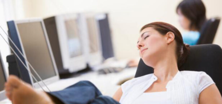 Как научиться расслабляться?