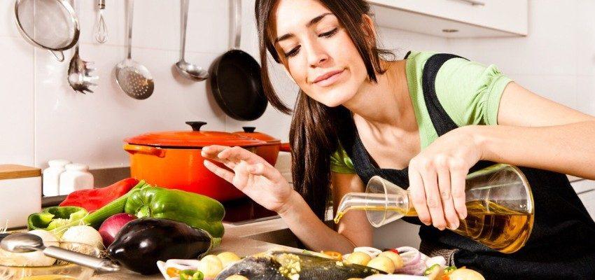 Пища и ее приготовление (внутренний стиль)